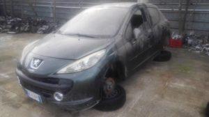 Peugeot 207 disponibile nel nostro autoparco di demo