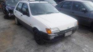 Ford Fiesta disponibile nel nostro autoparco di demo
