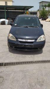 Read more about the article Suzuki Liana disponibile nel nostro autoparco di demolizione per la vendita dei ricambi usati