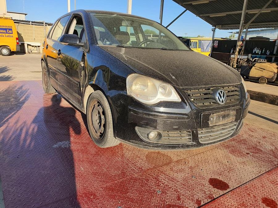 Read more about the article Volkswagen Polo 1.4 TDI del 2008 disponibile nel nostro autoparco di demolizione per la vendita dei ricambi usati