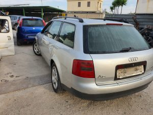 Read more about the article Audi A6 2005 turbo diesel station wagon
